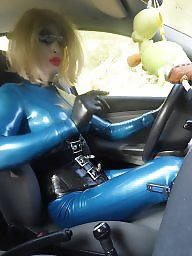 Latex, Dress, Dressing