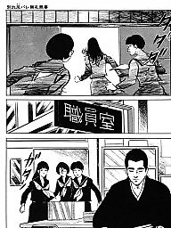 Comic, Asian, Comics, Japanese, Boys