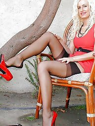 High heels, Heels, Lady, Ladies, High
