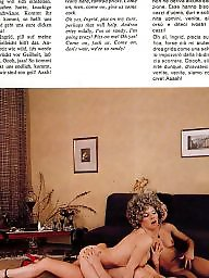 Magazine, Vintage hairy, Blowjobs, Magazines, Vintage blowjobs