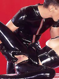 Latex, Blowjob, Babes