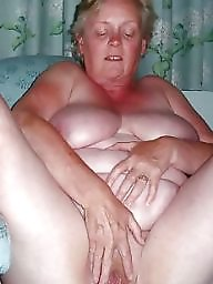 Mature, Amateur granny