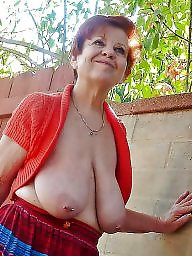 Granny bdsm, Slave, Granny, Big granny, Mature slave, Granny boobs