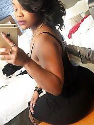 Black, Ebony tits, Black ass, Sexy ass