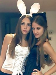 Bunny, Amateur teens