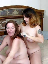 Milf, Lesbian milf, Play, Milf lesbian