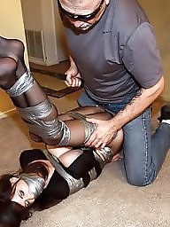 Tied, Tied up, Stockings