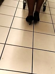 Black milf, Candid, Milf stockings, Candids, Milf stocking, Black stocking