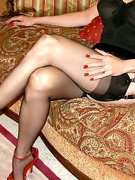 Stocking, Mature stockings, Mature legs, Legs stockings, Legs, Mature leg