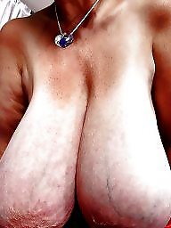 Saggy tits, Saggy, Old granny, Grannies, Granny tits, Granny bbw