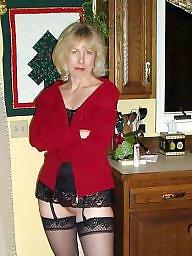 Stockings, Milf stockings, Stocking
