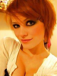 Redhead, Teen ass