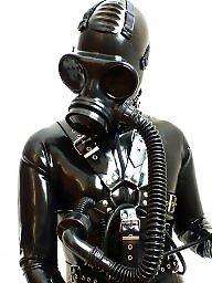 Leather, Pvc, Fetish, Art, Femdom art, Bdsm art