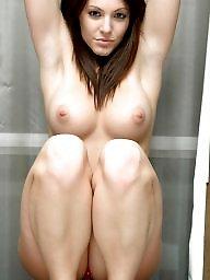 Thighs, Open, Leg, Camel