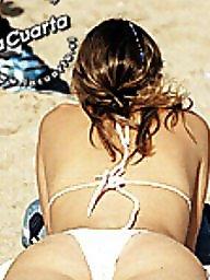 Big ass, Beach, Celeb