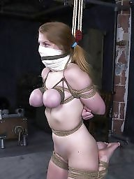 Bondage, Breast, Breasts, Breast bondage