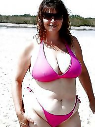 Curvy, Thick, Bbw beach, Bbw curvy, Thickness, Big bbw curvy