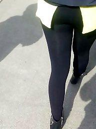 Romanian, Voyeur teen ass, Voyeur teen