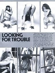 Vintage, Magazine, Magazines