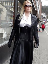 Leather, Skirt, Skirts, Leather skirt