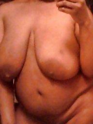 Ebony, Areola, Ebony bbw, Big nipples