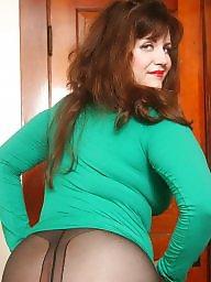 Nylon, Bbw stockings, Bbw stocking, Nylons, Tease, Bbw nylon