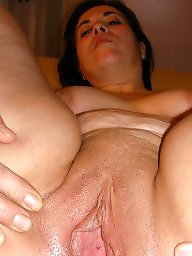 Mom, Fat, Fat mature, Bbw mom, Spreading, Bbw spreading
