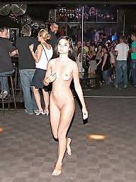Club, Night, Nude teen, Teen public, Teen nude, Nude teens