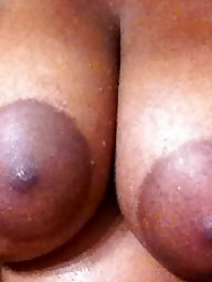Areola, Nipple, Ebony bbw, Big nipples