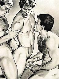 Gay, Gay cartoon, Gay cartoons