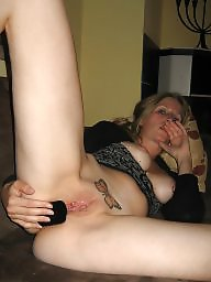 Milf stocking, Stocking amateur