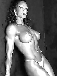 Femdom, Muscle, Funny, Muscles