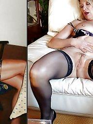 Mature stockings, Mature lady, Mature stocking