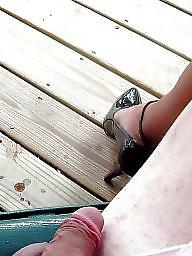 Mature upskirt, Stockings, Mature upskirts, Upskirt mature