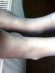 Feet, Mature feet, Toes