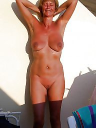 Tits, Mature big tits, Mature, Mature nipples, Ladies, Mature nipple