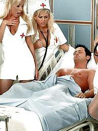 Nurse, Mature fucked