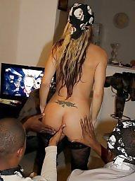 Striptease, Black