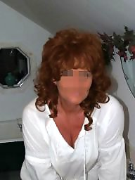 Mother, Mothers, Redhead, Mature redhead, Mother in law, Mature fuck