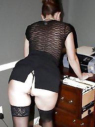 Upskirts, Upskirt ass