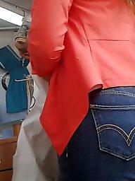 Jeans, Hidden, Cam, Hidden cam, Latin