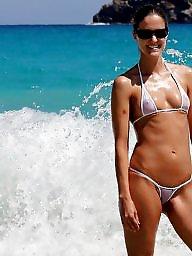 Bikini, Beach, Micro bikini, Bikinis, Micro