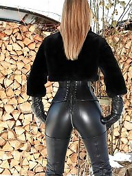 Latex, Leather, Lady