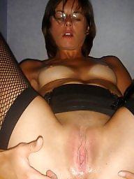 French, Sexy, Slutty, Anal wife