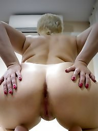 Ass, Mom, Mature ass, Mature big ass, Young, Black cock