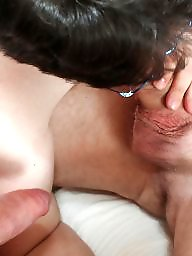 German, Cock, Blow, Bbw sex, Bbw blowjob