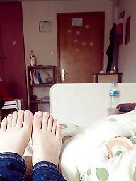 Turkish teen, Teen feet
