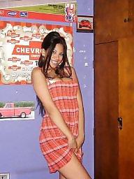 Latin, Brunette amateur