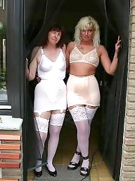 Girdle, Flashing, A bra