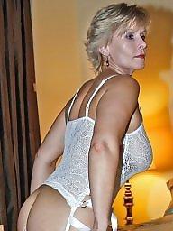 Mature tits, Voyeur tits, Voyeur mature